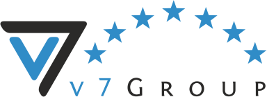 Logo di V7 Group piccolo