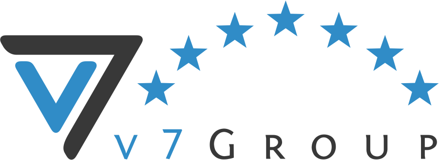 Logo di V7 Group