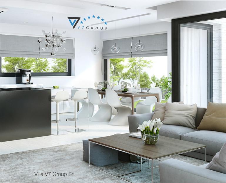 Immagine Infissi in PVC e in Alluminio - sala da pranzo e infissi