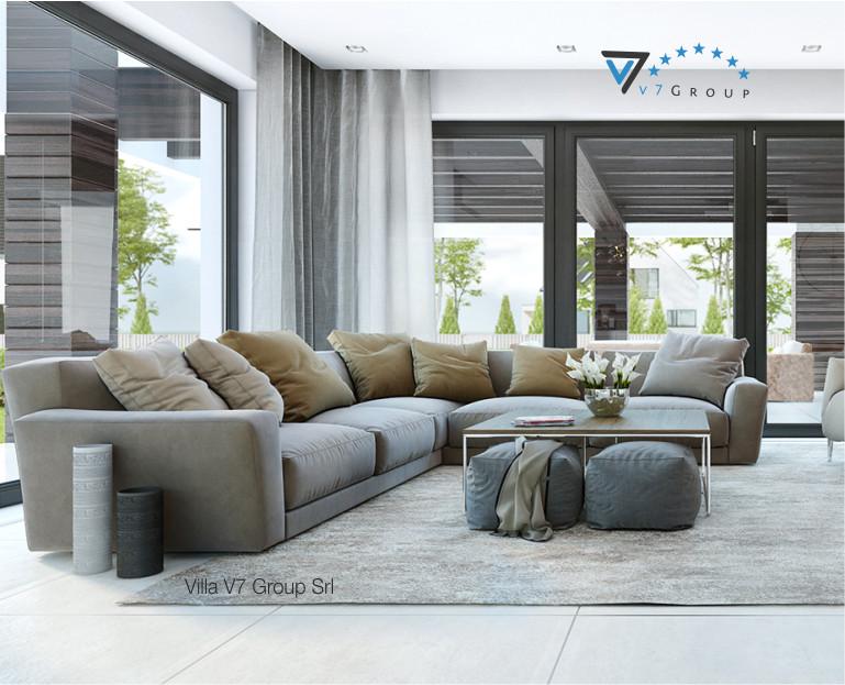 Immagine Infissi in PVC e in Alluminio - infissi e soggiorno