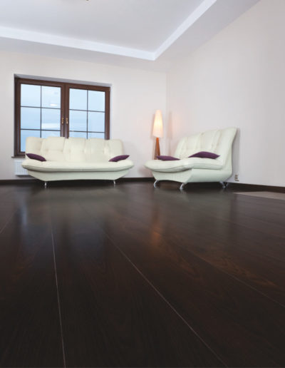 Immagine galleria 18 - Pavimento in legno di color marrone dark