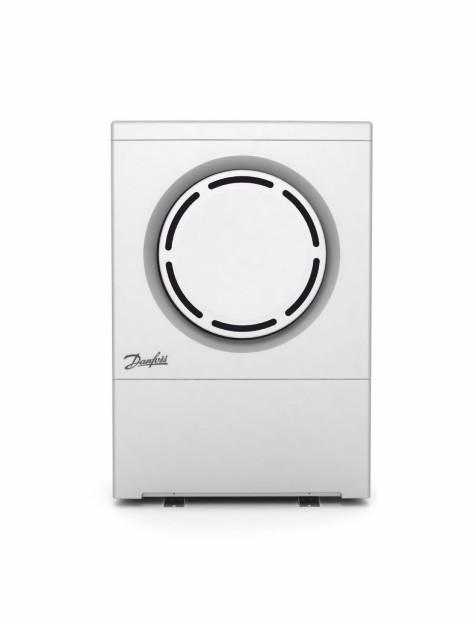 Immagine Pompa di calore - l'unità singola della pompa di calore