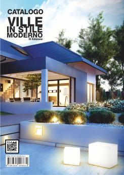 Immagine Riviste - la rivista ''Ville in Stile Moderno''