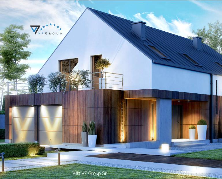 Immagine Villa V10 - vista piccola della parte frontale