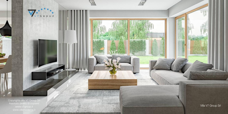 Immagine Villa V11 - interno 1 - soggiorno