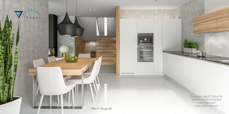Immagine Villa V11 - interno 7 - cucina