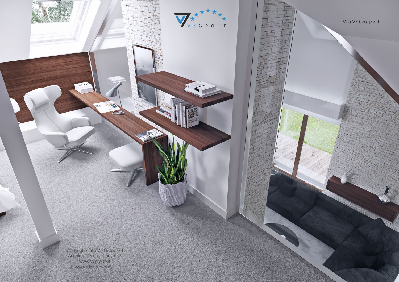 Immagine Villa V13 ENERGO - la sistemazione della camera