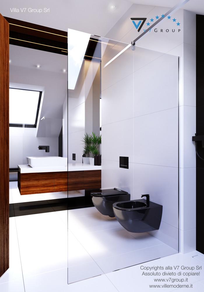 Immagine Villa V13 - la presentazione del bagno padronale