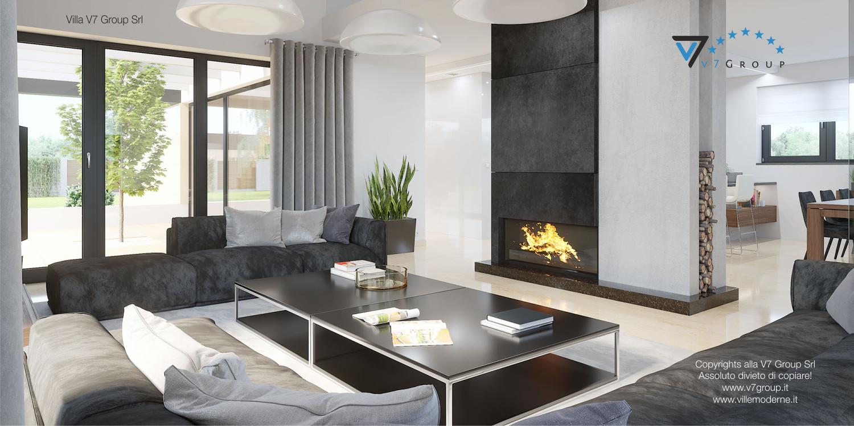 Immagine Villa V14 - interno 1 - soggiorno