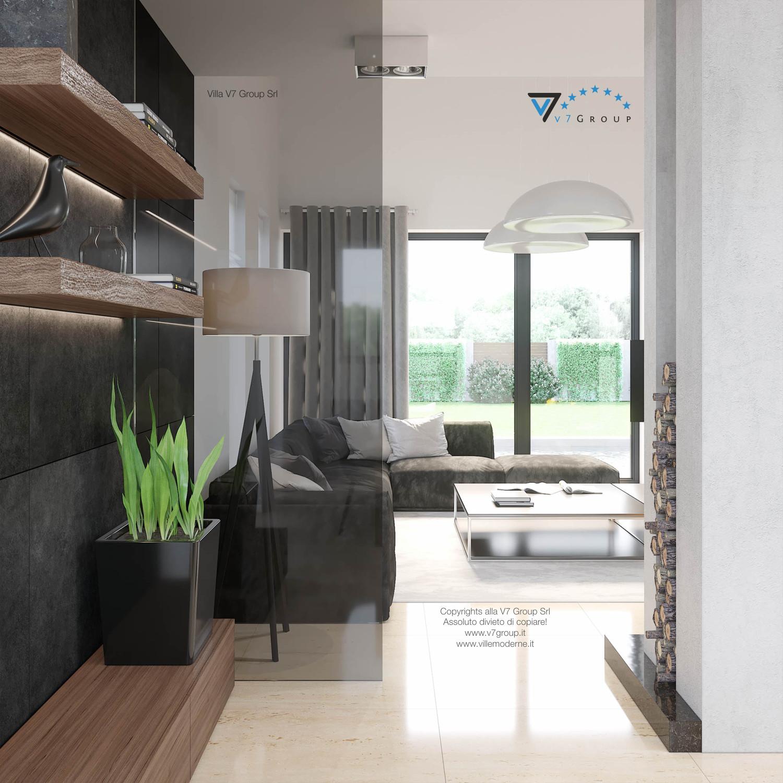 Immagine Villa V14 - interno 8 - corridoio