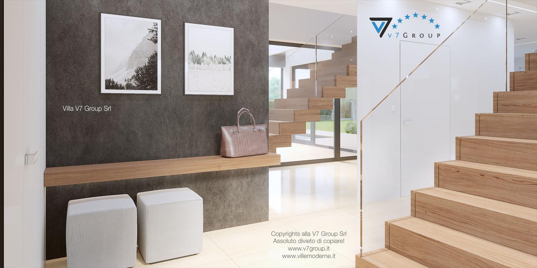 Immagine Villa V14 - interno 9 - corridoio e scale