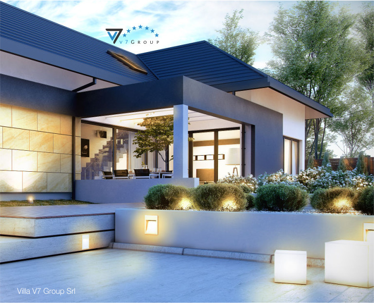 Immagine Villa V14 - vista terrazzo esterno piccola
