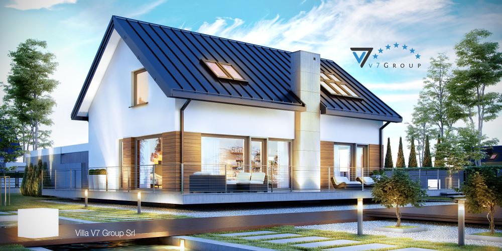 Immagine Villa V15 (progetto originale) - la presentazione di Villa V16