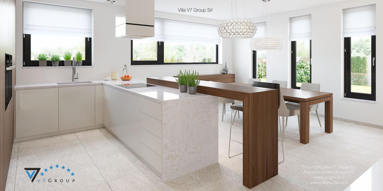 Immagine Villa V15 - interno 7 - cucina