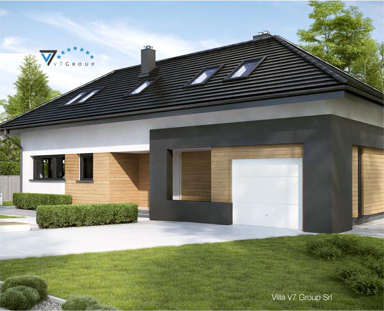 Immagine Villa V15 - vista frontale piccola
