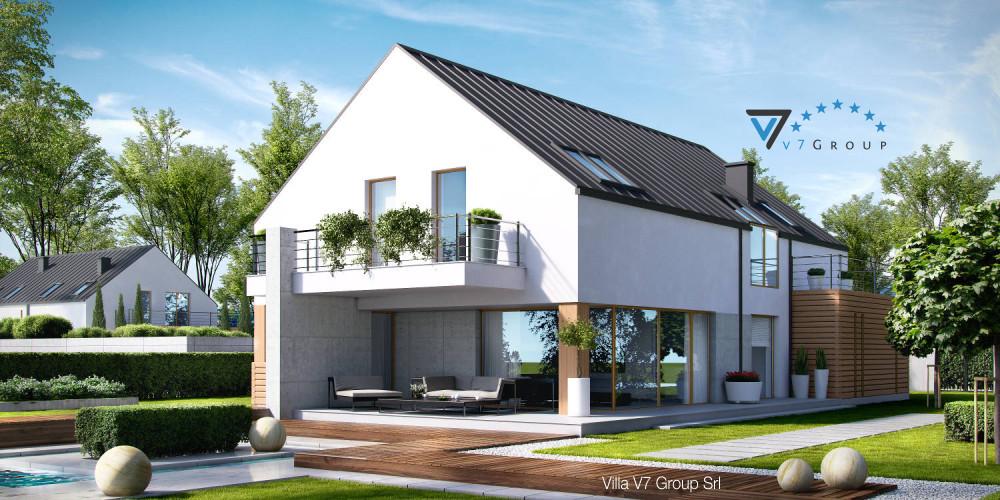 Immagine Villa V20 (progetto originale) - la presentazione di Villa V19