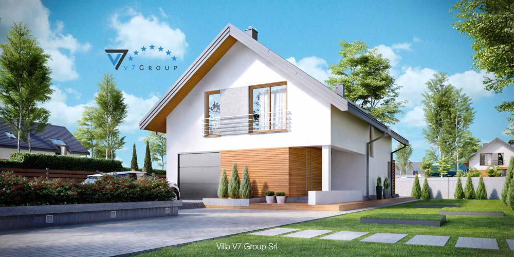 Immagine Villa V21 (progetto originale) - la presentazione di Villa V20