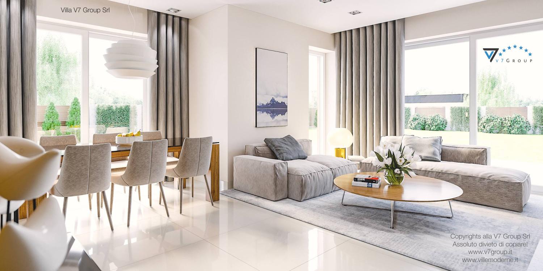 Immagine Villa V21 - interno 1 - soggiorno
