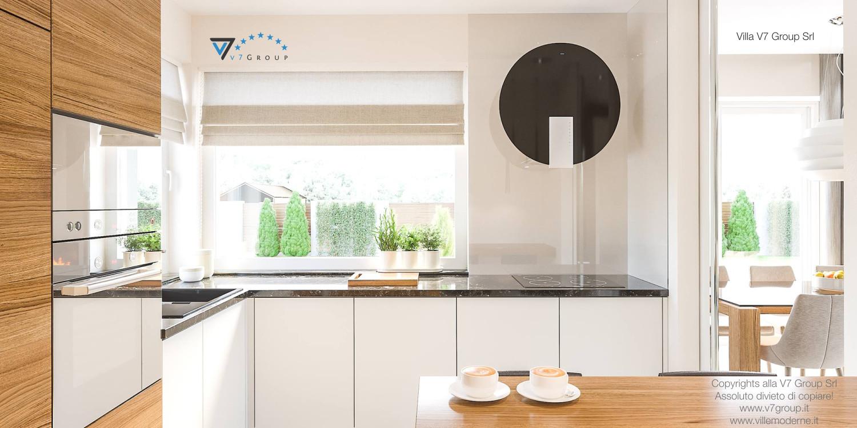 Immagine Villa V21 - interno 7 - cucina