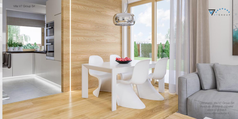 Immagine Villa V23 - interno 2 - sala da pranzo