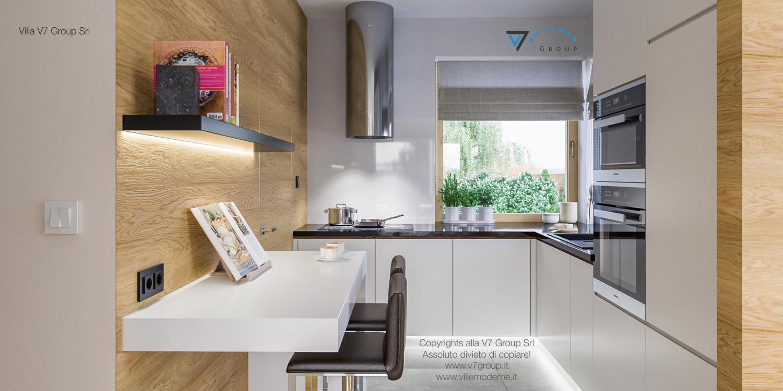 Immagine Villa V23 - interno 4 - cucina