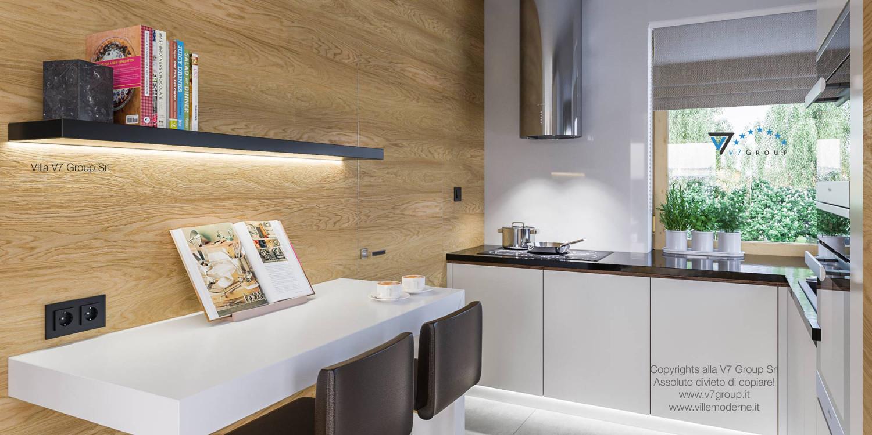 Immagine Villa V23 - interno 5 - cucina