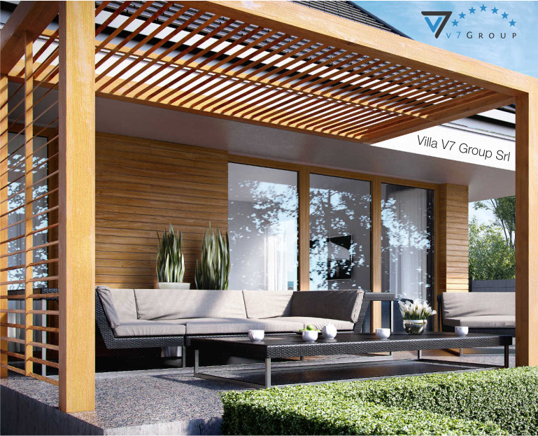 Immagine Villa V23 - vista terrazzo esterno piccolo