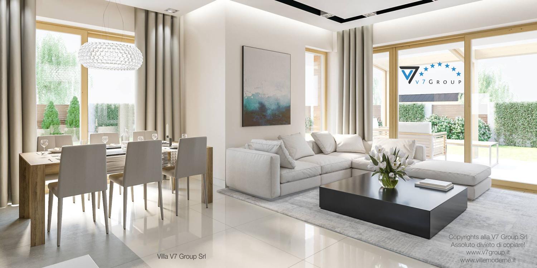 Immagine Villa V24 - interno 1 - soggiorno