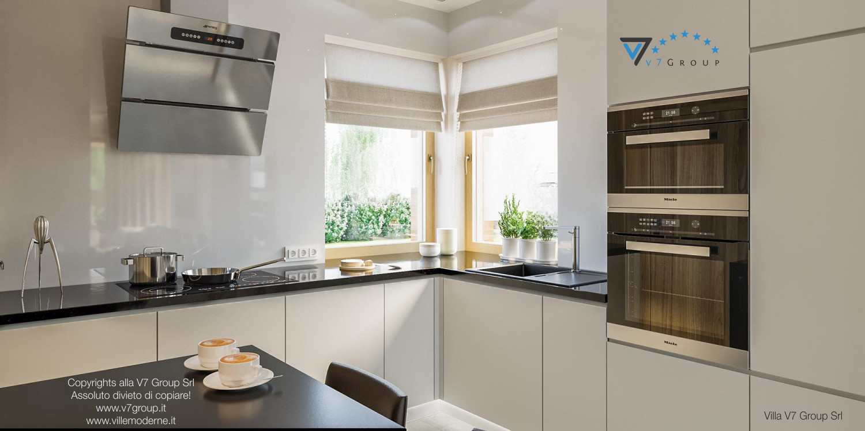 Immagine Villa V24 - interno 5 - cucina