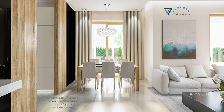 Immagine Villa V24 - interno 8 - sala da pranzo