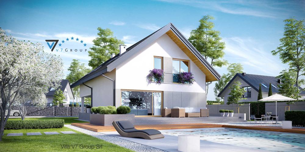 Immagine Villa V26 (progetto originale) - la presentazione di Villa V25
