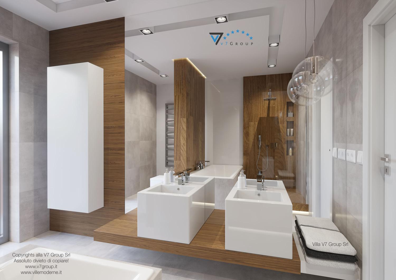 Immagine Villa V26 - il lavandino nel bagno - versione 1