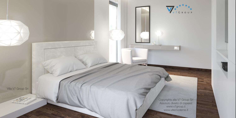 Immagine Villa V26 - versione 1 - interno 12 - camera matrimoniale