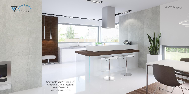 Immagine Villa V26 - versione 1 - interno 4 - cucina