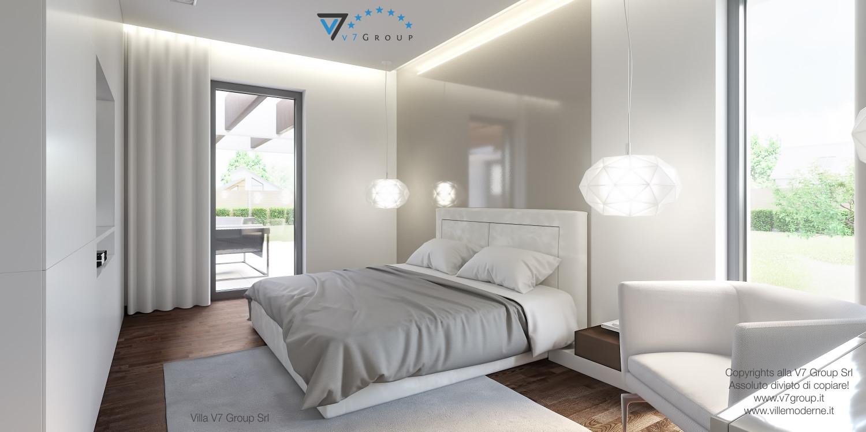 Immagine Villa V26 - versione 1 - interno 8 - camera matrimoniale