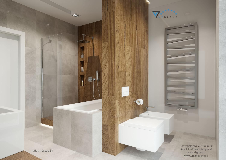 Immagine Villa V26 - il bagno padronale - versione 1
