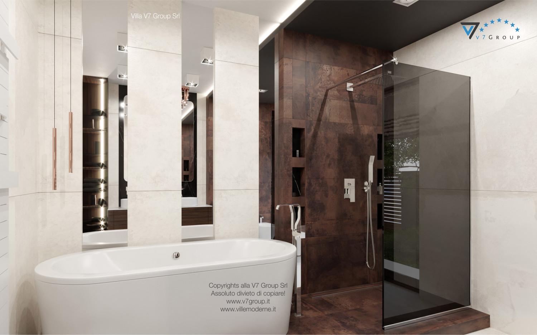 Immagine Villa V26 - versione 2 - interno 11 - bagno