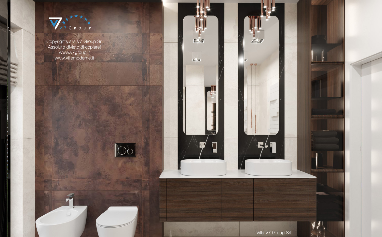 Immagine Villa V26 - lo specchio grande nel bagno - versione 2