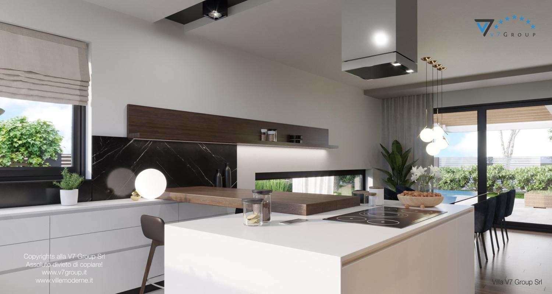 Immagine Villa V26 - versione 2 - interno 5 - cucina