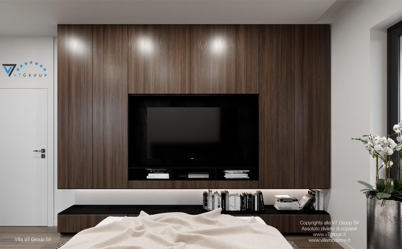 Immagine Villa V26 - versione 2 - interno 8 - camera matrimoniale