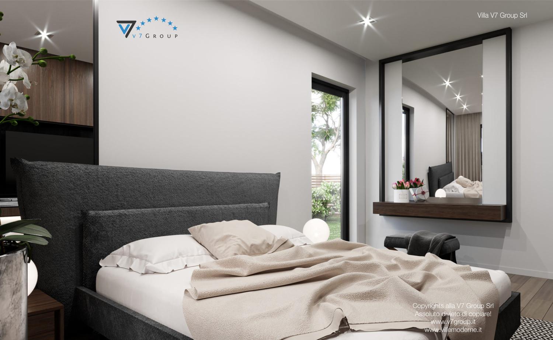 Immagine Villa V26 - il letto matrimoniale - versione 2