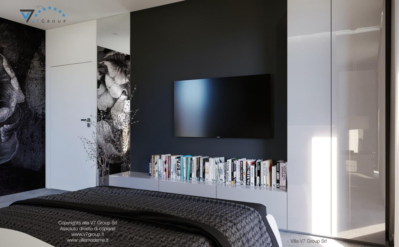 Immagine Villa V26 - versione 3 - interno 11 - camera matrimoniale