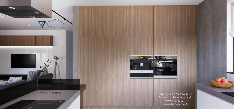 Immagine Villa V26 - i mobili della cucina grande - terza versione
