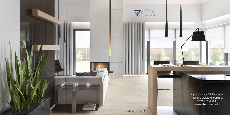 Immagine Villa V27 - interno 8 - corridoio