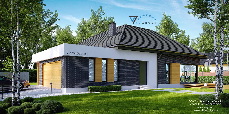 Immagine Villa V27 - il garage grande