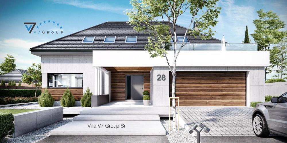 Immagine Villa V29 (progetto originale) - la presentazione di Villa V28