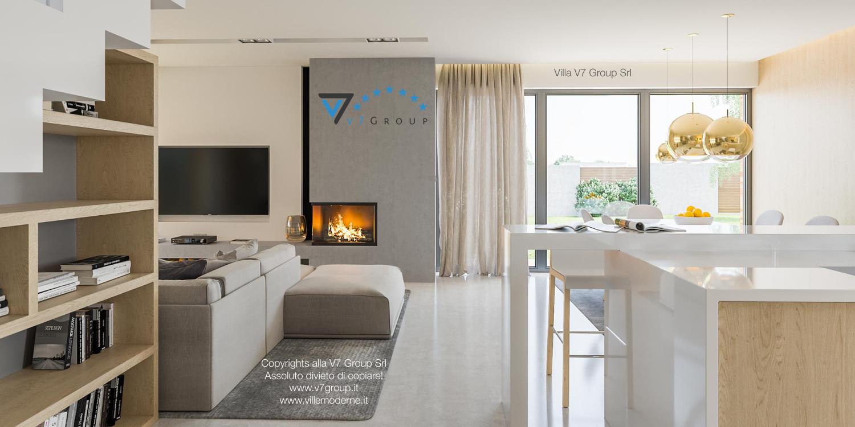 Immagine Villa V29 - interno 9 - corridoio