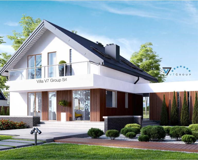 Immagine Villa V3 (progetto originale) - baner piccolo