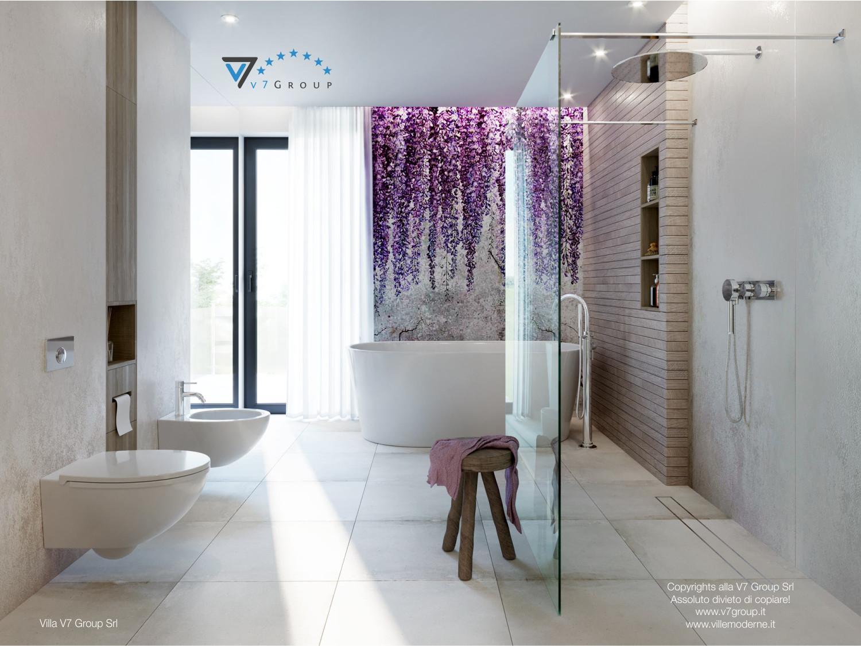 Immagine Villa V30 (progetto originale) - interno 13 - bagno