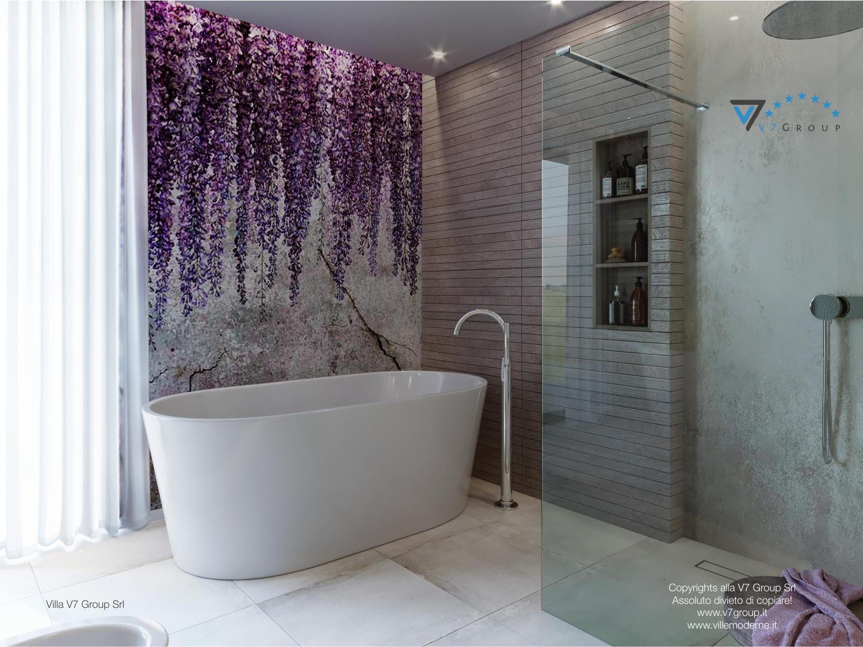 Immagine Villa V30 (progetto originale) - interno 14 - bagno